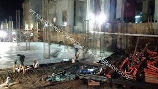 perkuatan lantai floorhardener