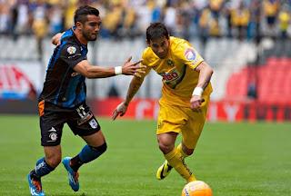Anérica vs Querétaro