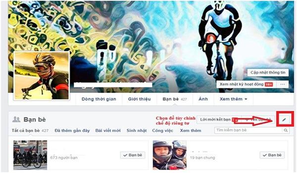 tat thong bao theo doi facebook