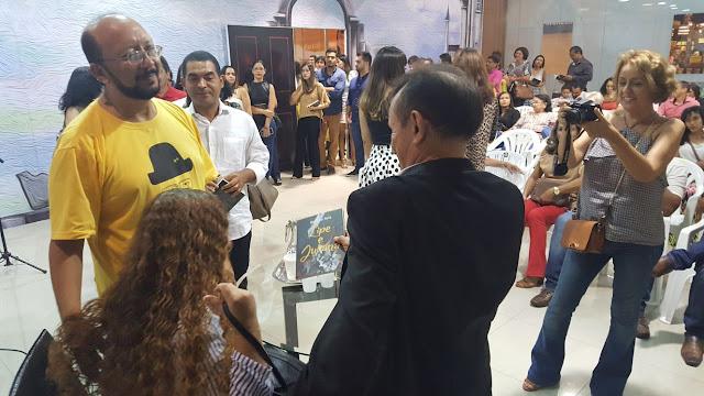 """Nonato Reis lança livro """"Lipe e Juliana""""  - O matuto e a filha do fazendeiro"""