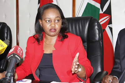 Anne Waiguru on the spot over 51 Million Scandal. PHOTO | FILE