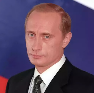 Vladimir Putin World's mos powerful person