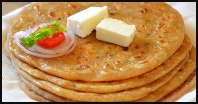 Bahan Dan Cara Membuat Aloo Paratha