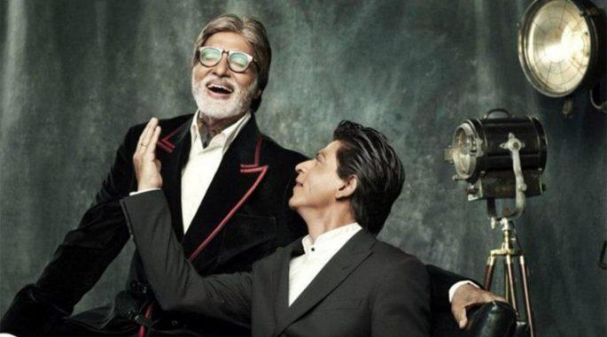 Amitabh and Shah Rukh to reunite for Sujoy Ghosh's Badla?