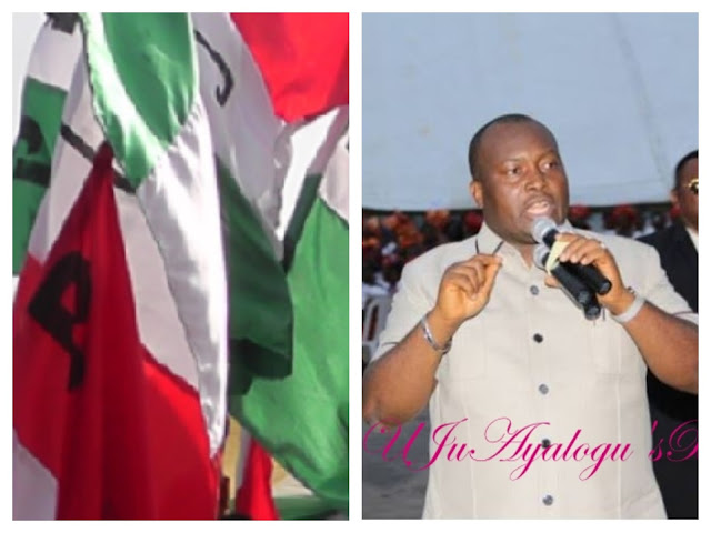 PDP suspends Ifeanyi Ubah, Kashamu to face disciplinary committee