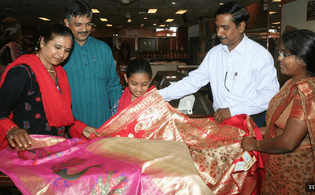 India Handloom Brand Products Textiles & Exclusive Sarees
