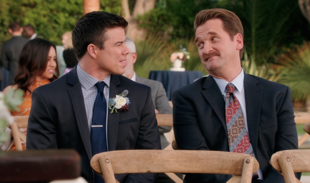Darryl y White Josh (Crazy Ex-Girlfriend)