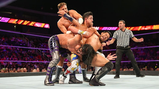 WWE 205 Live July 24, 2018 Results and Review