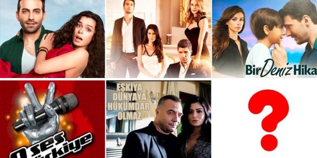 Televizyonda Ki Romantik Komedi Furyası Yerli Ve Yabancı Filmler