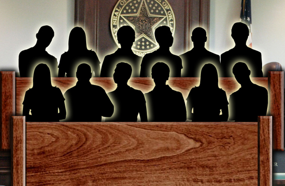 Racial discrimination in the court room and jury selection bias