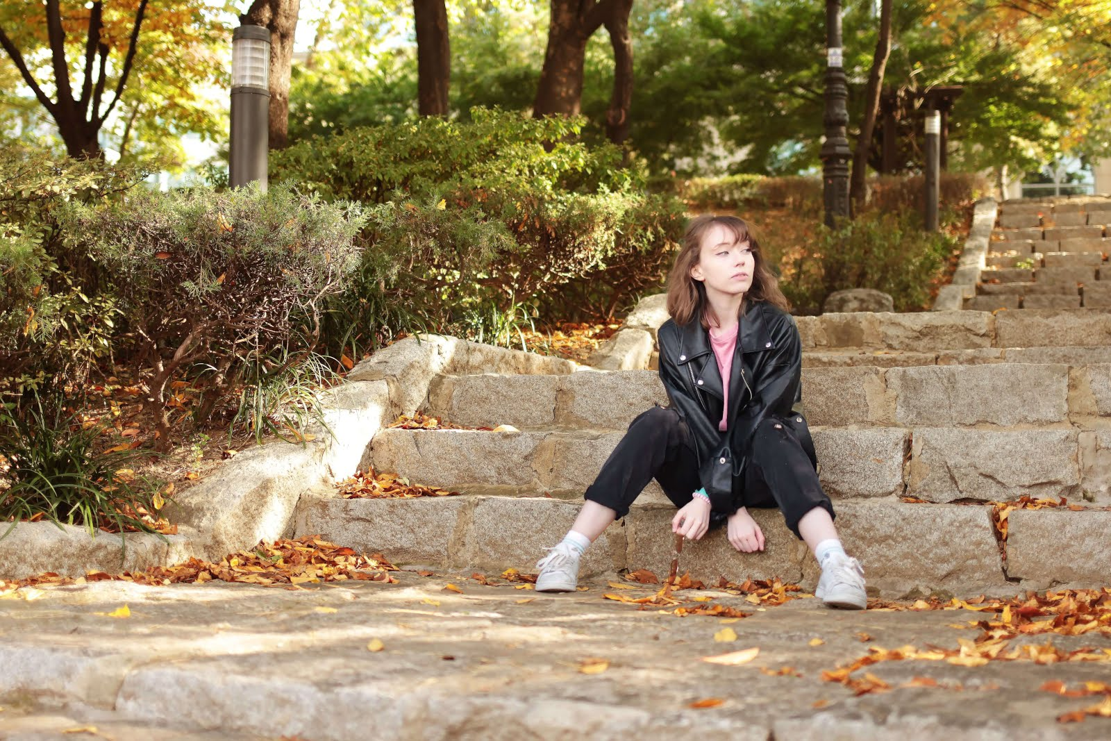 autumn outfit inspiration uk seoul fashion blogger