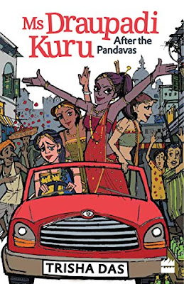 Download Free Ms Draupadi Kuru: After the Pandavas Book PDF