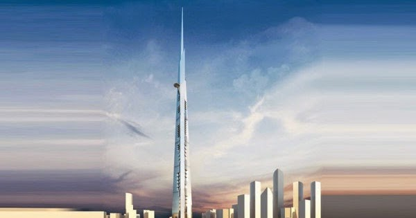 Tecnoneo Kingdom Tower ser la torre ms alta del mundo