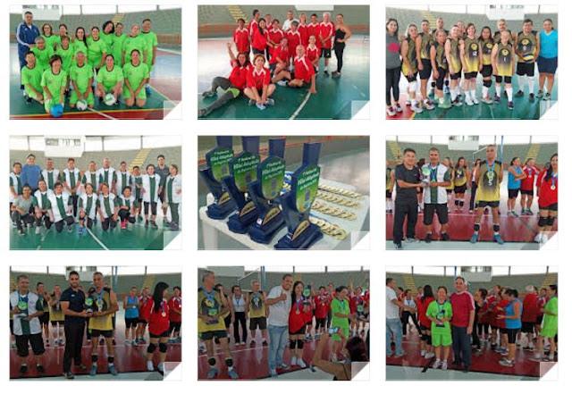 Secretaria de Esportes realiza o 1º Festival de Vôlei Adaptado de Registro-SP