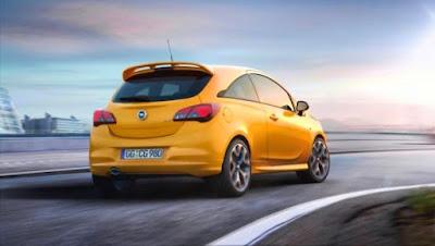 Opel Corsa GSi Sport