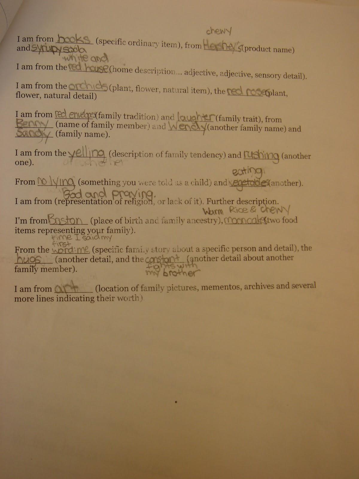 diary of a fifth grade teacher  where i u0026 39 m from