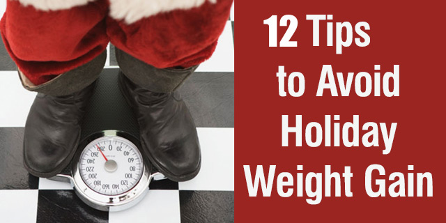 how to avoid winter weight gain in 10 easy steps