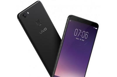 Smartphone Vivo V7+ Resmi Meluncur, Harganya?
