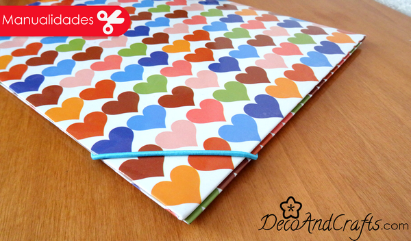 Decoandcraftscom Carpeta Folder Decorado Para El Regreso