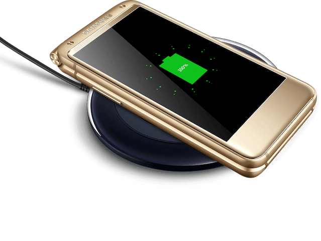 Samsung W2017 Flagship Flip Phone Launched in China