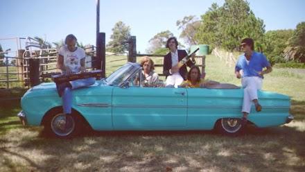 Parcels - Tieduprightnow | Das Musikvideo des Tages als SOTD