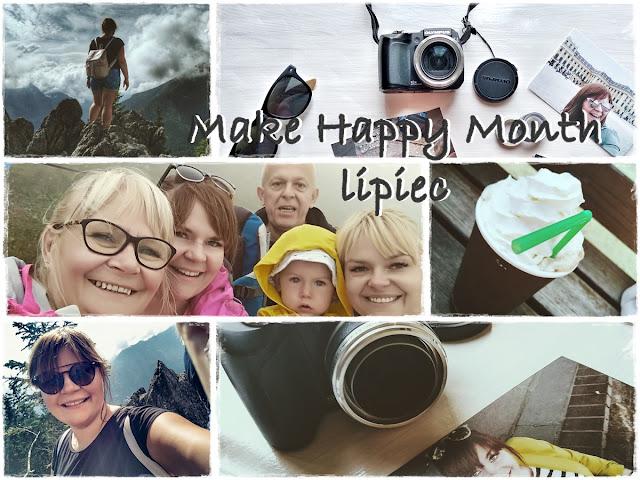 Make Happy Month - skrót lipca