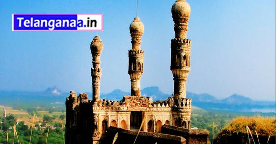 Elgandal Fort in Telangana