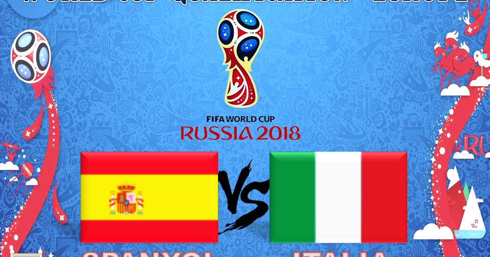 Dunia Olahraga: Prediksi Skor Spanyol Vs Italia 3 ...