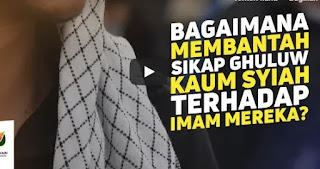 Bagaimana Membantah Sikap Ghuluw Kaum Syiah terhadap Imam Mereka? [Video]
