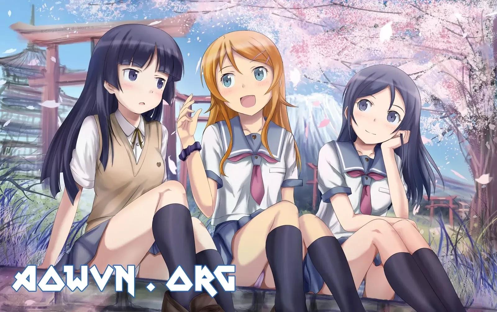 AowVN.org min%2B%25281%2529 - [ Anime 3gp Mp4 ] Ore No Imouto Ga Konna Ni Kawaii Wake Ga Nai BD SS1 + SS2 + Specials | Vietsub - Tình Cảm Đời Thường Hay