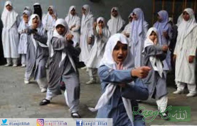 Bela Diri Bagi Wanita Muslimah Itu Penting (langitallah.com)