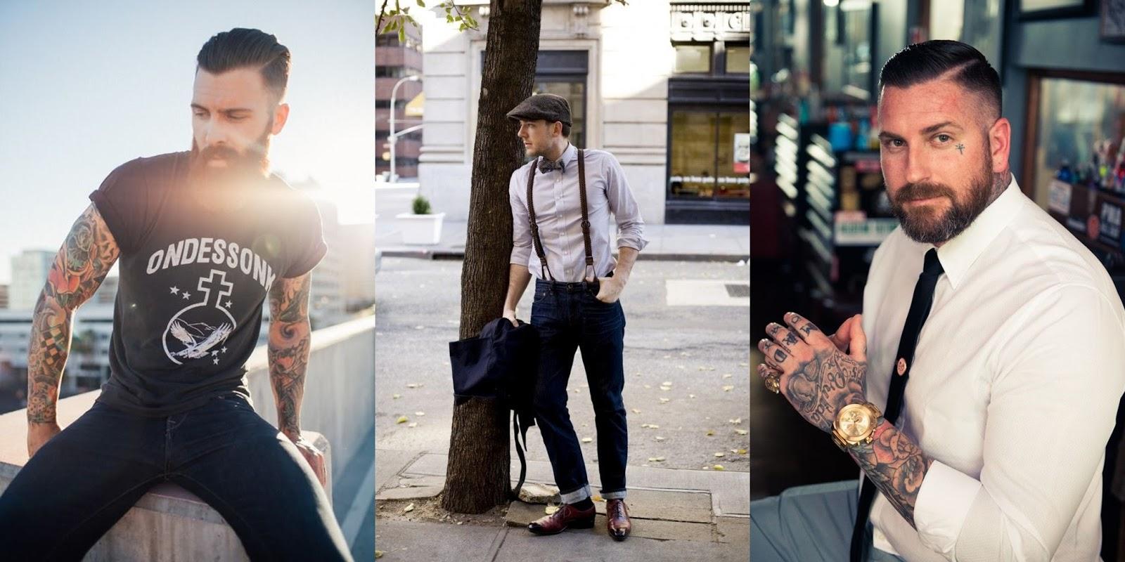 9f926fa73ef41 Você conhece algum outro estilo retrô masculino  Deixe sua sugestão nos  comentários. E diga também qual o seu estilo preferido
