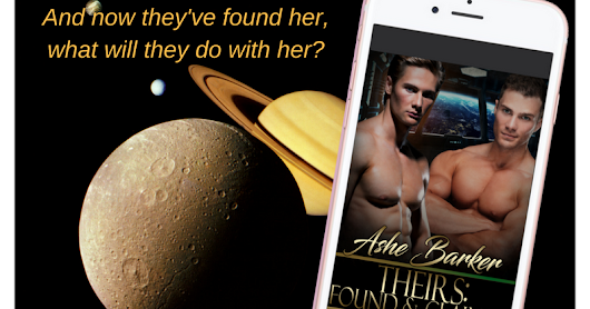 Theirs: Found and Claimed ~ by Ashe Barker