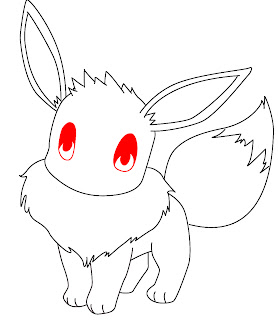 How To Draw Eevee Step 8