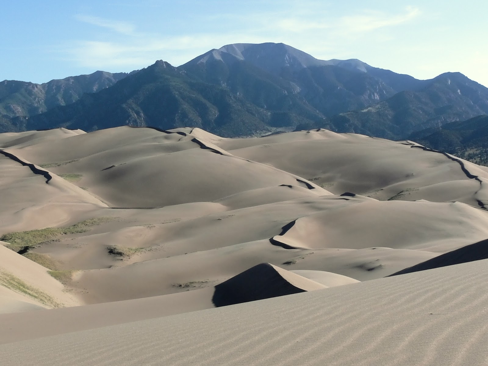 To Behold the Beauty: Great Sand Dunes National Park |Great Sand Dunes