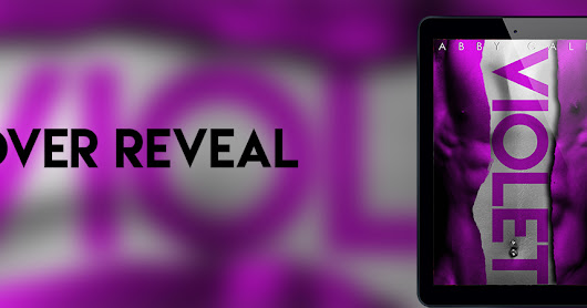 Cover Re-reveal: Violet by Abby Gale