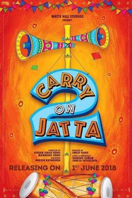 Carry on Jatta 2 2018 Punjabi Movie Free Download 720p BluRay