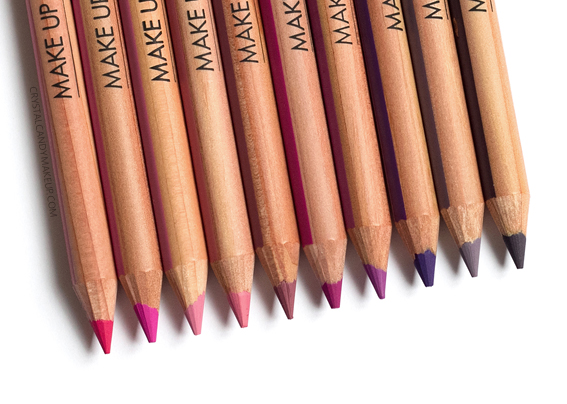 Make Up For Ever Artist Color Pencils MUFE Review 800 802 804 806 808 812 900 902 904 906