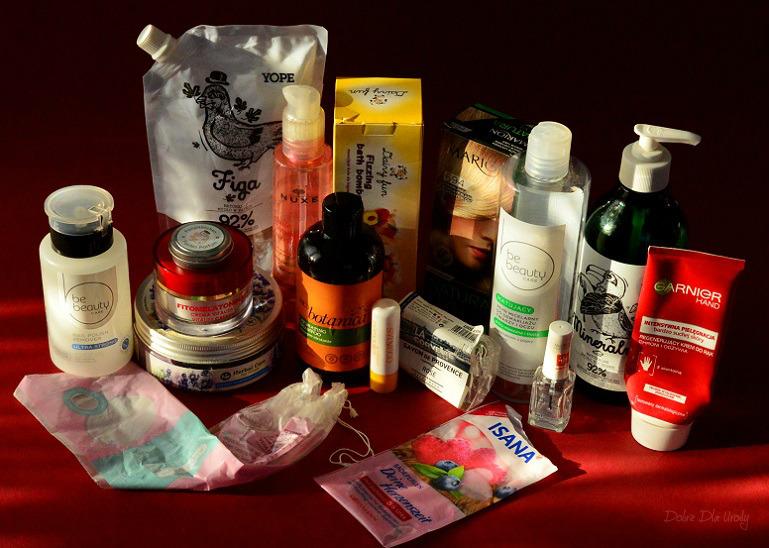 Pielęgnacja twarzy, pielęgnacja ciała, pielęgnacja włosów, kąpiel