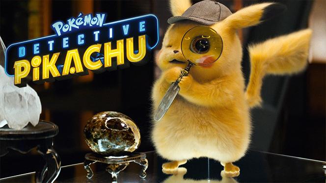Pokémon: Detective Pikachu (2019) HDRip 1080p Latino-Ingles