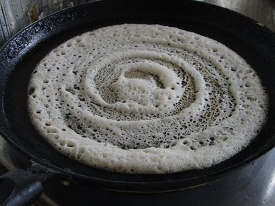 Minapattu Recipe   Minapattu Dosa   Plain Dosa   Plain Minapa Dosa - IndianRuchulu