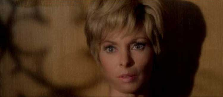 Janet Leigh stars in Grand Slam, from Giuliano Montaldo.