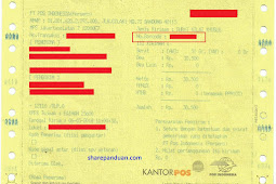 Cara Cek Kiriman Pos Indonesia