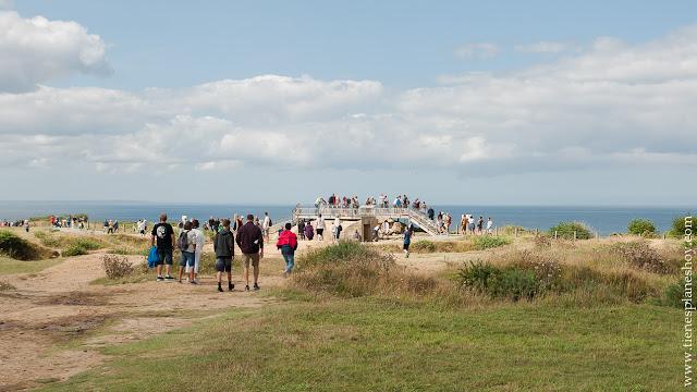 Pointe du Hoc visita NOrmandia Desembarco lugares imprescindibles