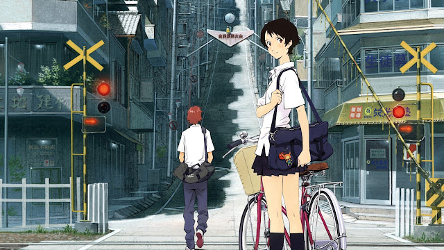 Anime The Girl Who Leapt Through Time