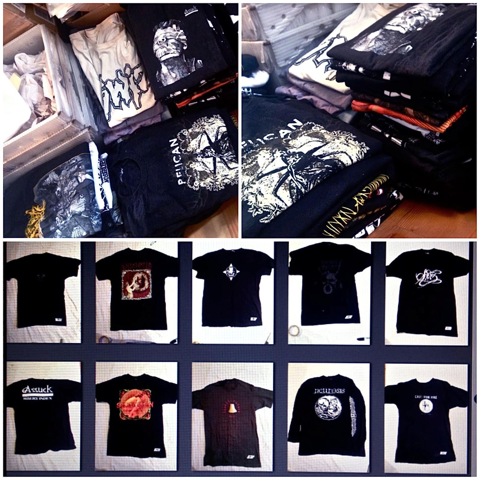 Hydra Head Records Hydra Head T Shirt Yard Sale