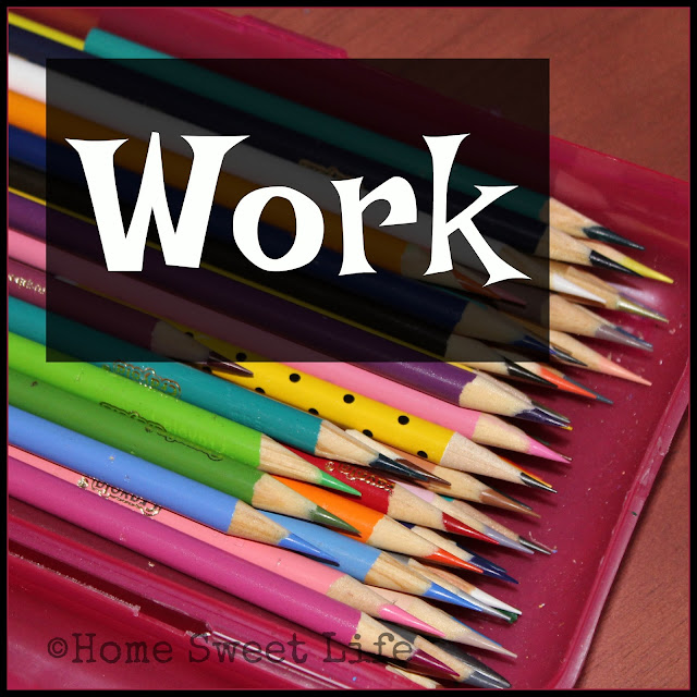 work, five minute friday writing prompt
