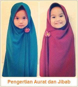 Pengertian Aurat dan Jibab