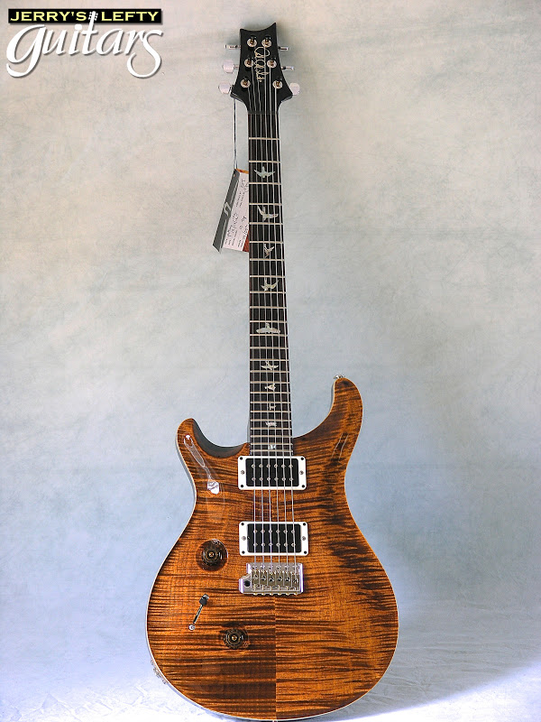 jerry 39 s lefty guitars newest guitar arrivals updated weekly prs custom 24 10 top mystery. Black Bedroom Furniture Sets. Home Design Ideas
