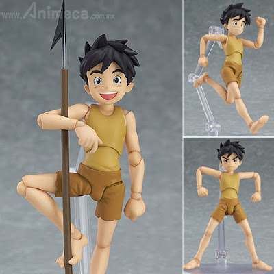 Figura Conan figma Future Boy Conan
